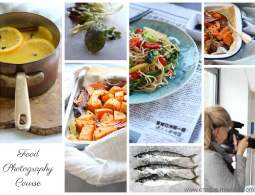 Food Photography course – William Reavell, Leiths Cookery School