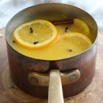 Mulled orange juice SQ