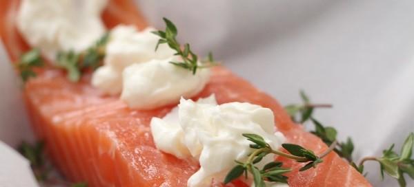 Cream cheese archives croque maman - Saumon en papillote ...