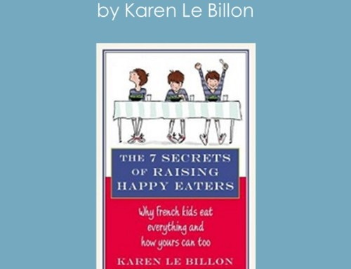 Giveaway #1 – The 7 Secrets of Raising Happy Eaters