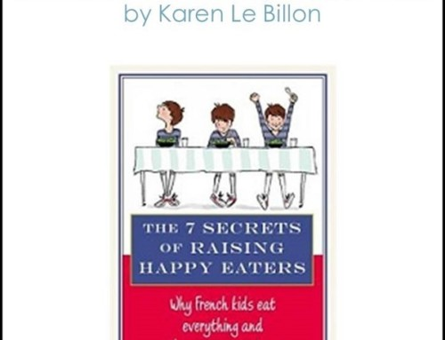Book review – The 7 Secrets of Raising Happy Eaters