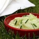 Salade de concombre SQ