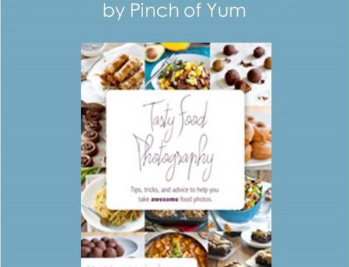 Giveaway #3 – Tasty food photography e-book by Pinch of Yum