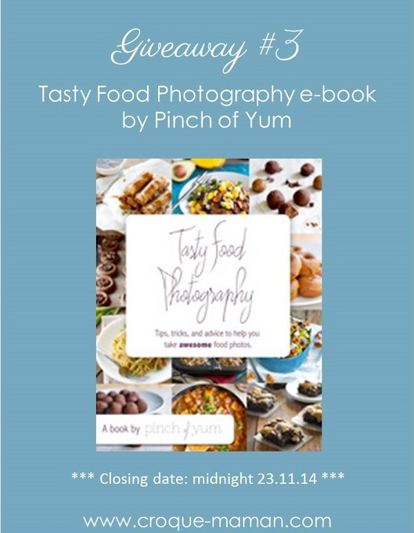 Win Tasty Food Photography by Pinch of Yum - Croque-Maman