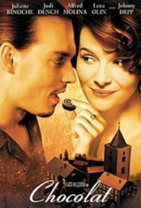 Chocolat - French cuisine movie - Croque-Maman