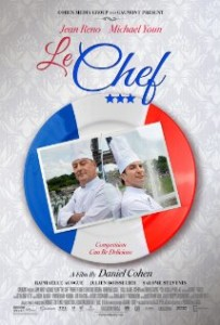 Comme un chef - French cuisine movie - Croque-Maman