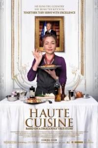 Haute Cuisine - French cuisine movie - Croque-Maman