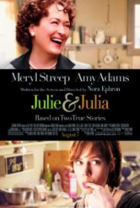 Julie & Julia - French cuisine movie - Croque-Maman