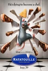 Ratatouille - French cuisine movie - Croque-Maman
