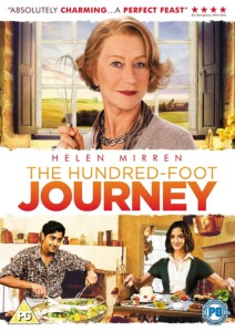 The hundred foot journey - French cuisine movie - Croque-Maman