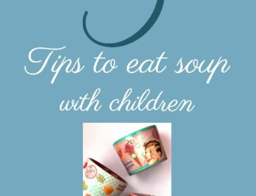 5 tips to eat soup with children