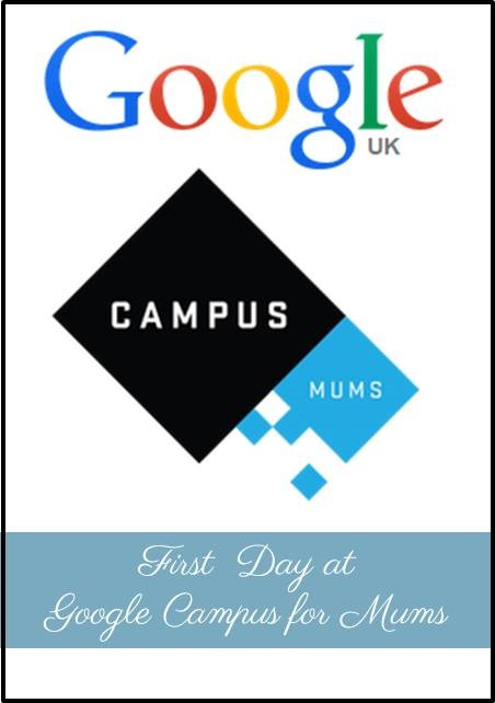 Google Campus for Mums - Croque-Maman