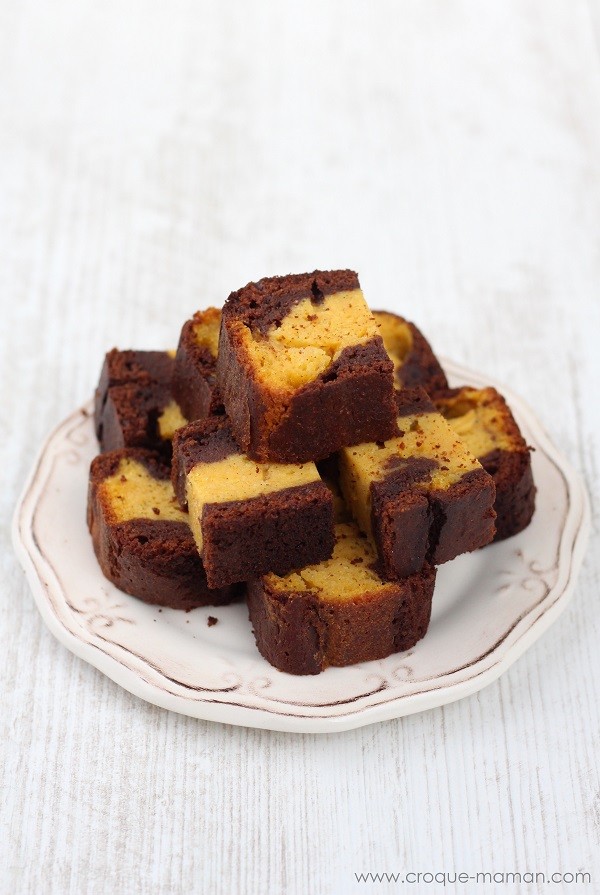 Butternut Squash Cake - Croque-Maman