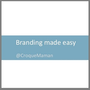 Branding made easy - Croque-Maman (small)