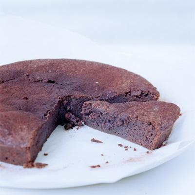 Gluten-free organic chocolate fondant baking mix – Marlette