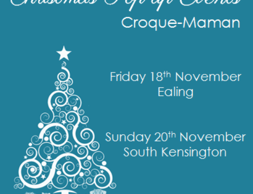 Come and meet Croque-Maman at some exclusive London pop-up events!