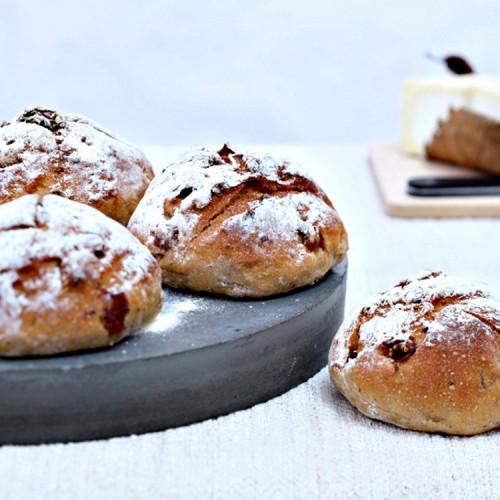 Organic breakfast bread (bread) - Marlette - Croque-Maman