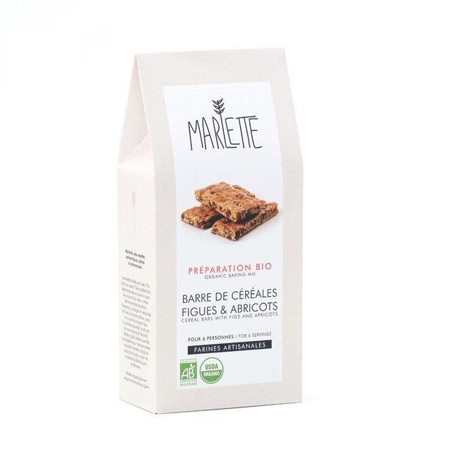 Organic fig and apricot breakfast cake baking mix – Marlette