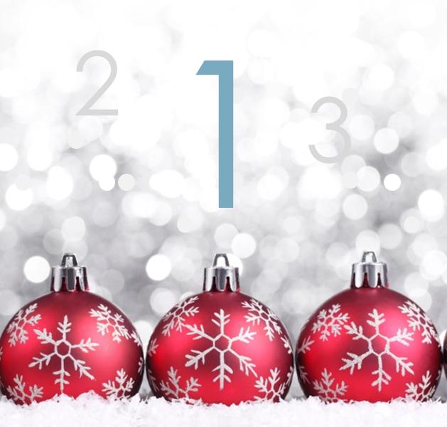 Christmas 16 giveaways