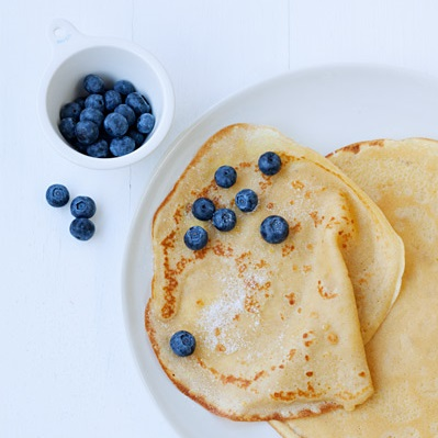 Organic crepes pancakes baking kit (with blueberries) - Marlette - Croque-Maman