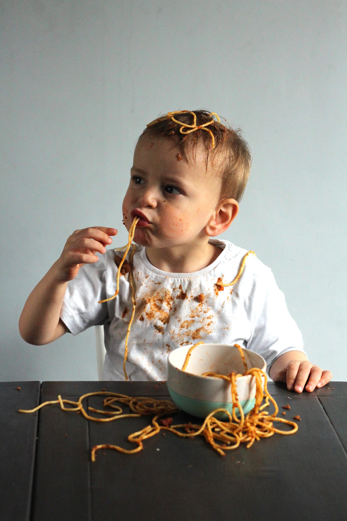 Baby led weaning - The reality - Croque-Maman