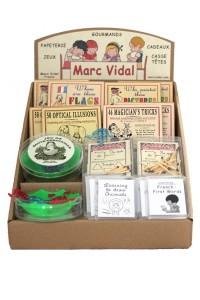 Family table games - Marc Vidal - Croque-Maman
