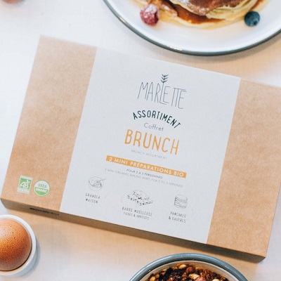 Brunch organic baking kits - Gift set - lifestyle – Marlette - Croque-Maman