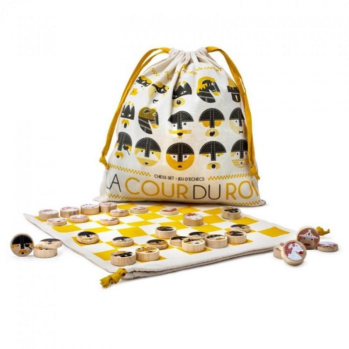Chess game – La cour du roi – Les jouets libres