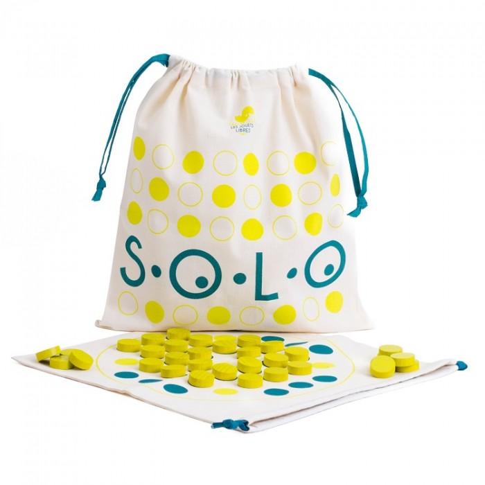 Solitaire game – Solo – Les jouets libres