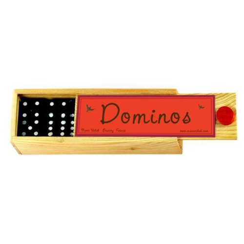 Dominos – Marc Vidal