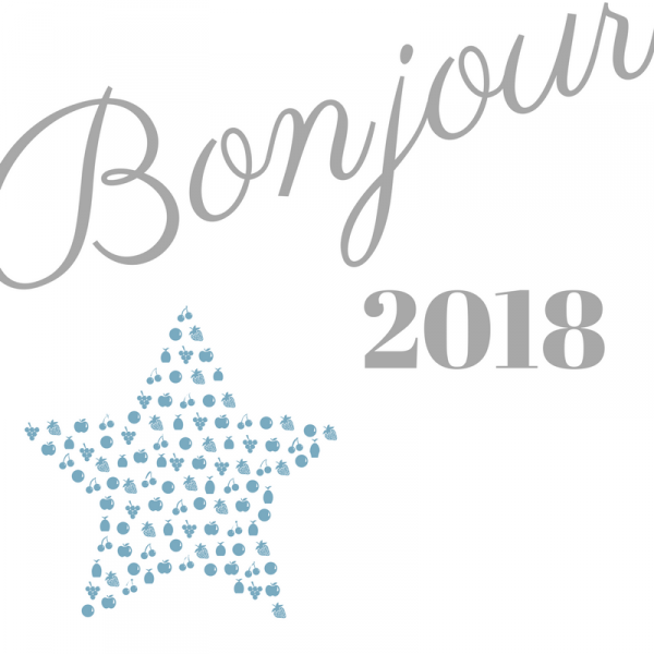 Bonjour 2018 - Croque-Maman