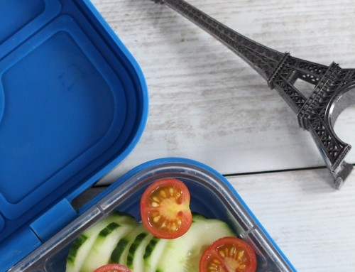 Guest posting today! French children lunchbox