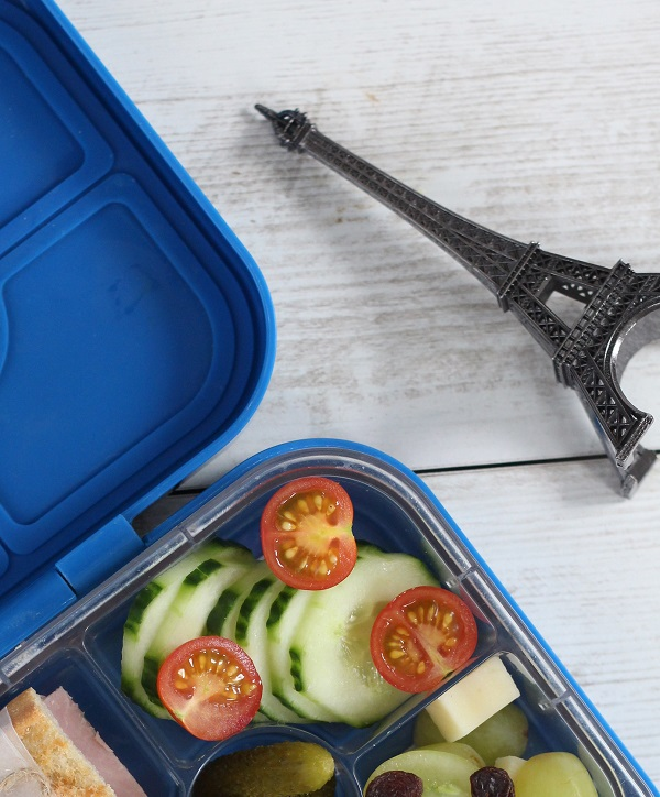 French children lunchbox - Croque-Maman