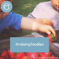 #raisingfoodies - Croque-Maman