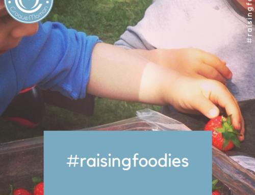 Introducing #raisingfoodies