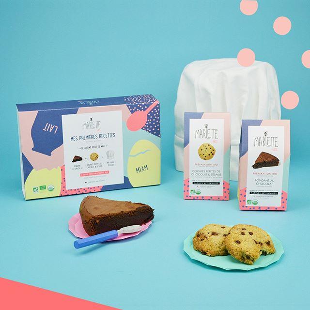 Organic kids baking set – My first recipes