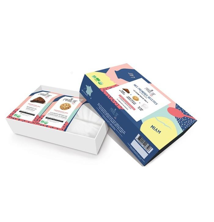 Kids baking set - Gift box - Open – Marlette - Croque-Maman