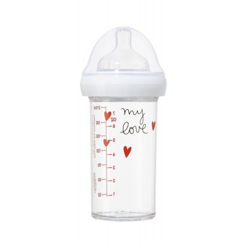 My Love baby bottle, 210 ml