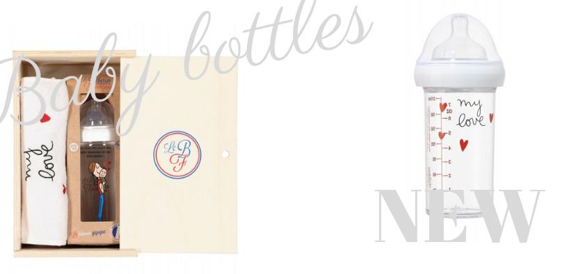 Baby bottles - Le Biberon Francais - Croque-Maman