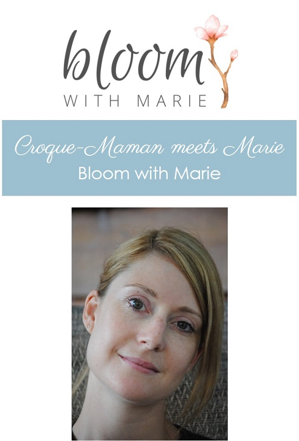 Croque-Maman meets marie - Bloom with Marie